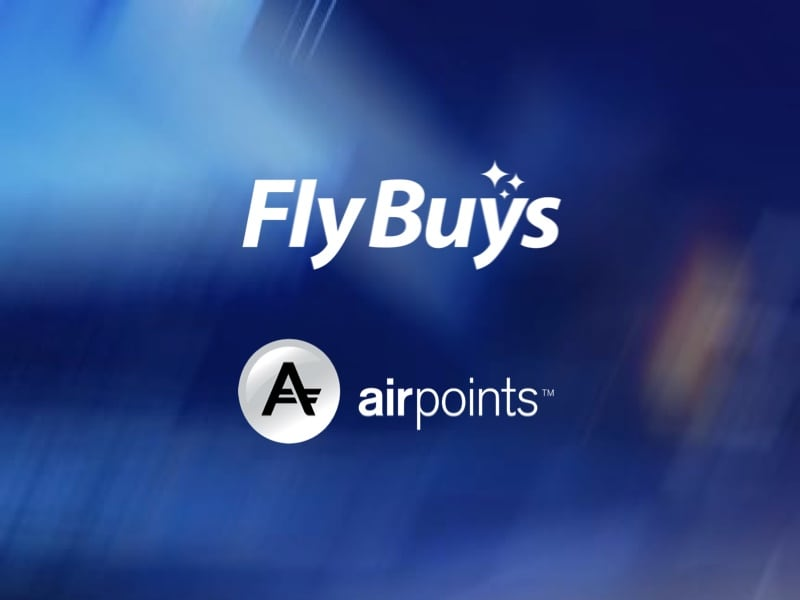 Flybuys, Airpoints